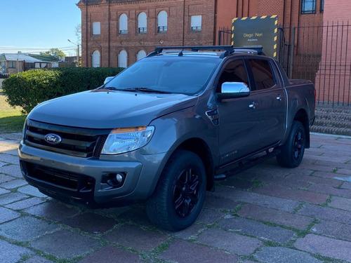 Ford Ranger 3.2 Limited Diesel 4x4 (( Gl Motors )) Financio