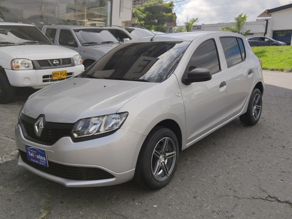 Renault Sandero Authentique 2016