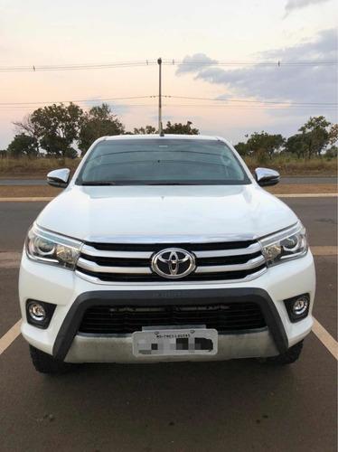 Imagem 1 de 9 de Toyota Hilux 2018 2.8 Tdi Srx Cab. Dupla 4x4 Aut. 4p