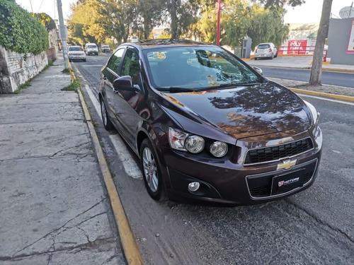 Chevrolet Sonic 2016 Ltz