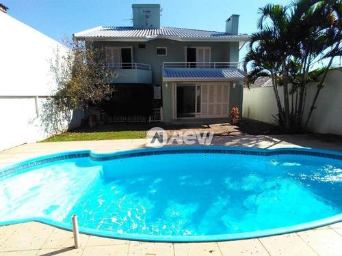 Imagem 1 de 27 de Casa Com 4 Dormitórios À Venda, 240 M² Por R$ 790.000 - Gringos - Campo Bom/rs - Ca2979