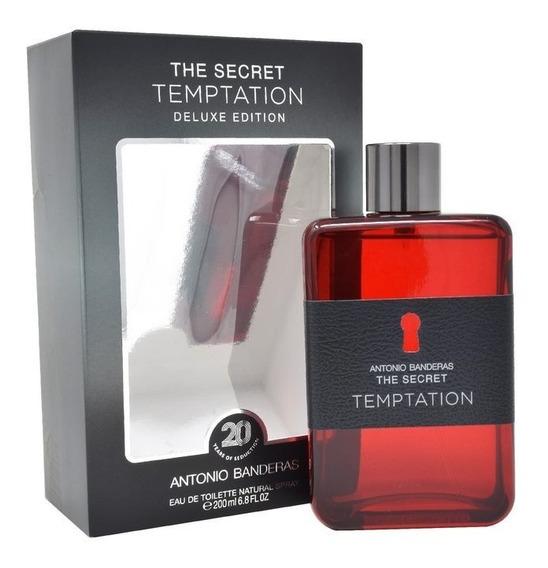 The Secret Temptation Deluxe Edition 200 Ml Edt Spray De Ant