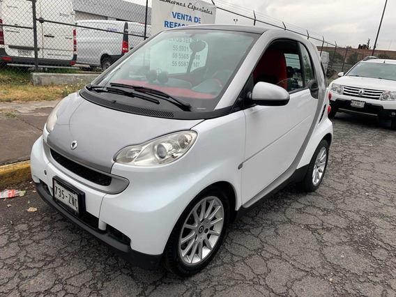 Smart Fortwo Passion Aut Ac 2010