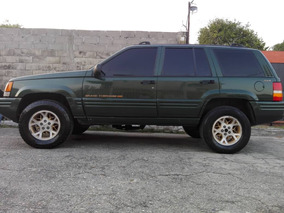 Jeep Cherokee Limited 98