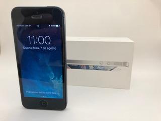 iPhone 5 16g Com Bateria Novinha!