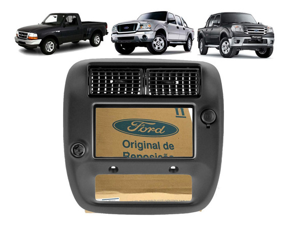 Moldura Central Painel Ranger 4x2 Sem Milha 1995 A 2012