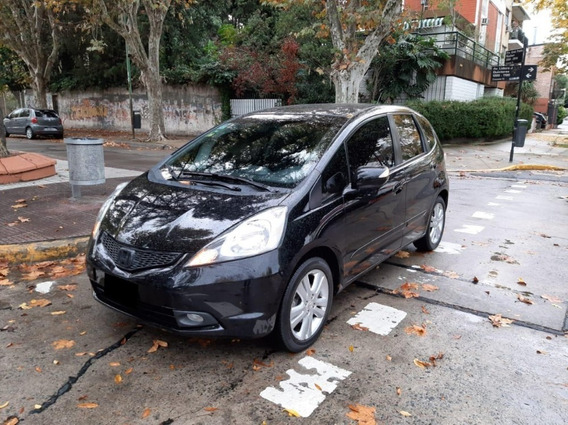 Honda Fit Exl Autom Full Solo 50,000kms Service Oficiales