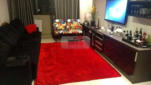 Apartamento Com 3 Dorms, Baeta Neves, São Bernardo Do Campo - R$ 480 Mil, Cod: 859 - V859
