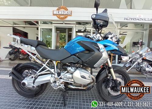 Moto Bmw Gs 1200 / Año 2008 / Milwaukee La Plata