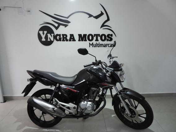 Honda Cg 160 Fan 2019 Flex Nova