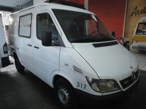 M.benz Sprinter Furgão Ambulância Cdi 313 Curto Teto Baixo
