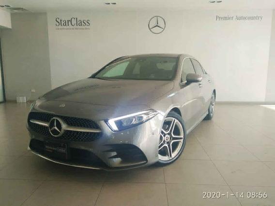Mercedes-benz Clase A 2020 4p A 200 Progressive Sedán