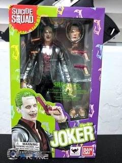 Joker - S H Figuarts - Escuadron Suicida - Quinn - Funko Pop