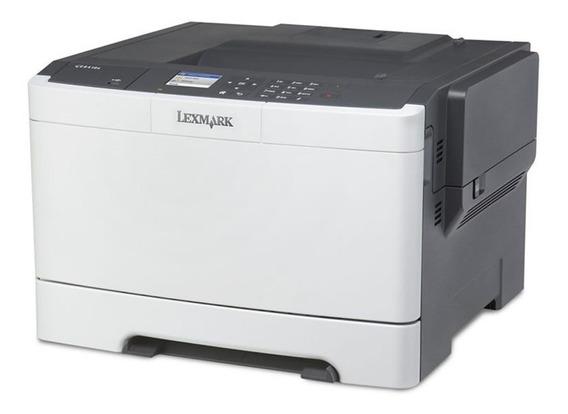 Impressora Laser Color Cs417dn Lexmark 25431
