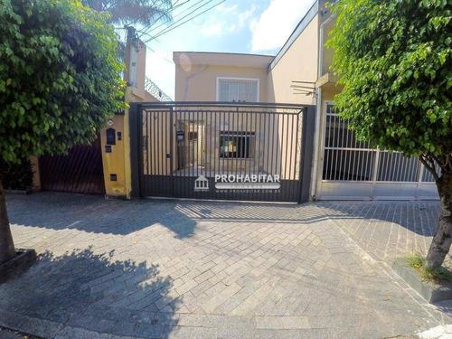 Casa Para Alugar No Vila São Paulo - Ca3510