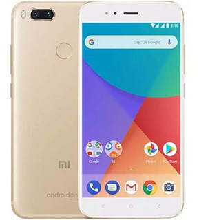 Xiaomi Redmi Mi A1 32gb Ram 4gb Libre Version Global - Gold
