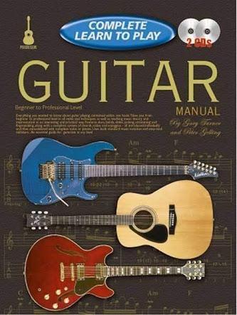 Aprende A Tocar Guitarra Dvd By: Yamaha