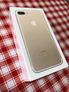 iPhone 7 Plus 128 Gb. Gold Nuevo En Caja Sellada