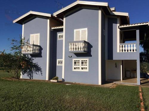 Imagem 1 de 29 de Chácara Com 3 Quartos À Venda, 48400 M² Por R$ 2.500.000 - Bairro Da Serra - Monte Mor/sp - Ch0659