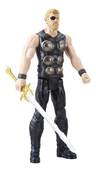 Marvel Avengers Infinity War Thor Titan Hero Series 12