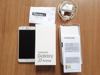 Celular Galaxy J7 Prime 32gb Dual Chip (rosa)