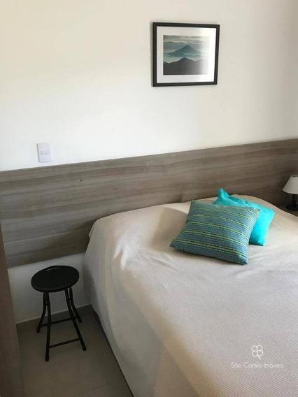 Flat Com 1 Dormitório Para Alugar, 26 M² Por R$ 2.000,00/mês - Granja Viana - Cotia/sp - Fl0007
