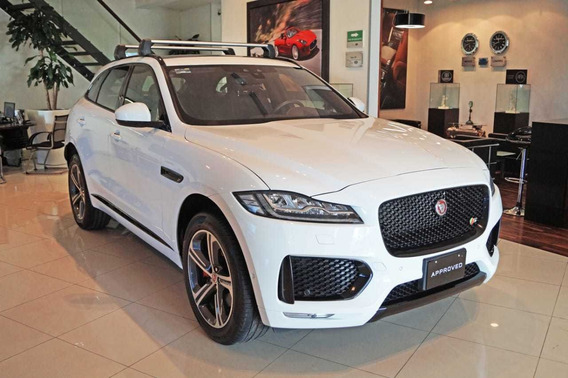 F-pace S 3.0 2019