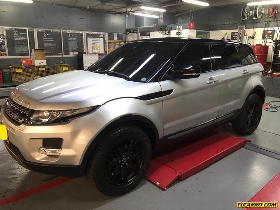 Land Rover Range Rover Range Rover Evoque