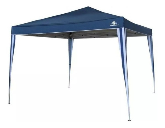 Tenda Gazebo Articulado Pratiko 3x3 Fps 60+ Guepardo 1000mm