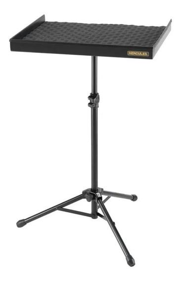 Mesa Para Percussão Tripé Alumínio Espuma Hercules Ds-800b