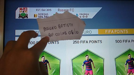 100k Coins Fifa, Xbox One E Xbox 360.