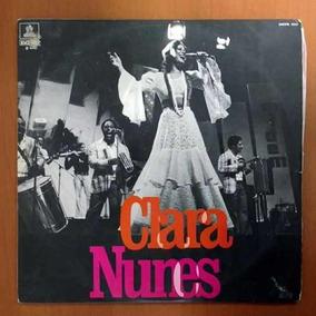 Lp Clara Nunes Alvorecer Mpb Disco De Vinil