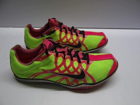 Nike Zoom W3 425906-706 Rosa Neón Amarillo