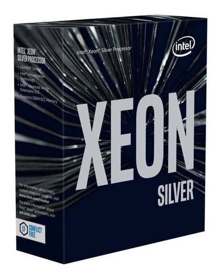 Processador Intel Xeon Silver 4116 2.10 Ghz Box - Bx8067341