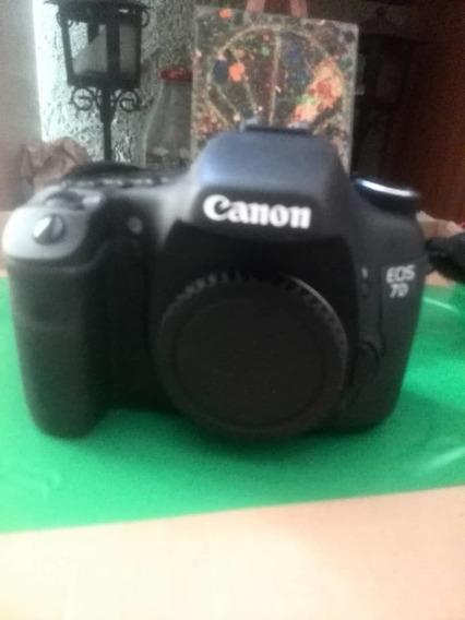 Cámara Profesional Canon 7d Eos