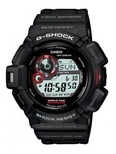 Relogio Casio G-shock G-9300-1dr Preto Original