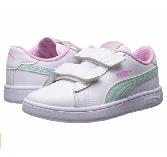 Zapatos Deporte Sport Niña Girl Puma Talla 12,5