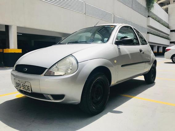 Ford Ka 1.0 3 Portas - 122.107km