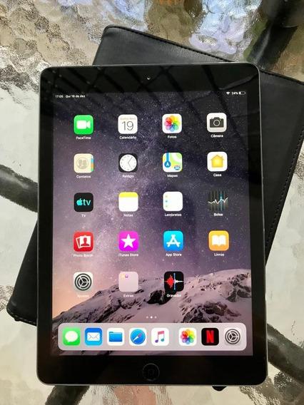 Apple iPad Air 16gb Cinza Espacial Tela 9,7