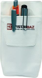 100 Salvatrajes Porta Bolígrafos Personalizados Con Tu Logo - Evita Manchas En La Ropa