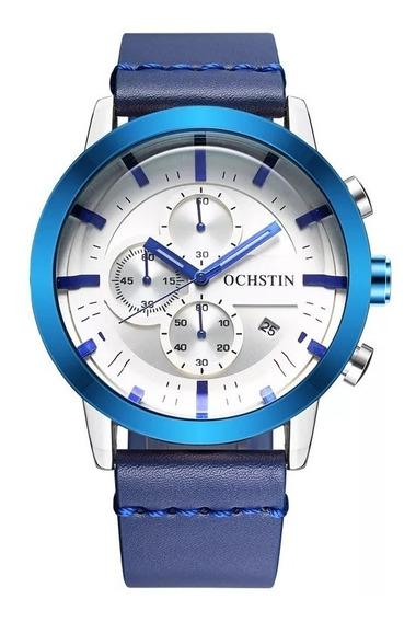 Relógio Masculino Ochstin De Pulso Cronográfico Luxo