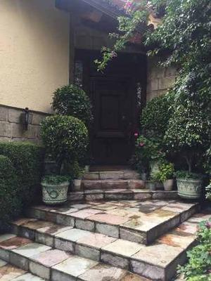 Hermosa Casa 4 Recamaras En Bosque De Las Lomas