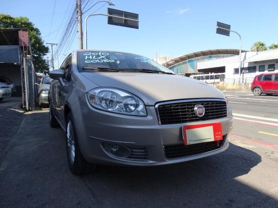 Fiat Linea Interno Creme 2010 Financiamos Sem Entrada