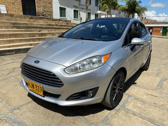 Ford Fiesta Titanium Aut. 1.6