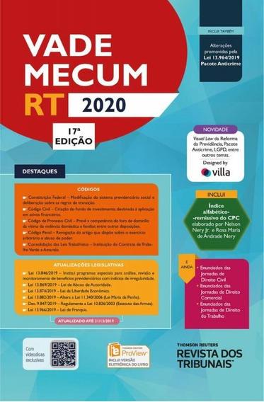 Vade Mecum Rt 2020 - Rt