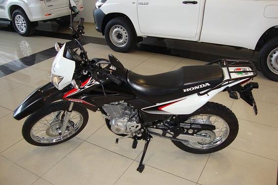 Honda Xr 150l Negro
