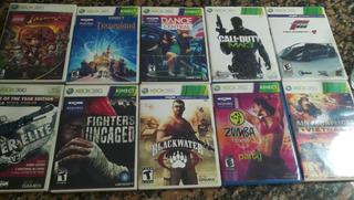 Juegos Xbox 360 Copias