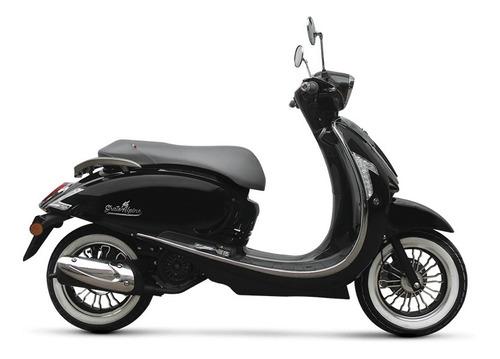 Motomel Strato Alpino 150 Verde 0km Scooter 2021 Expert Ap