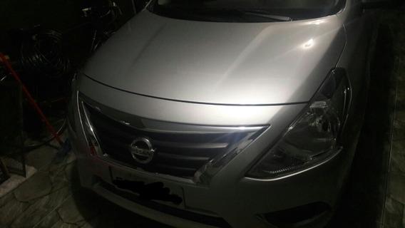 Nissan Versa 1.6 16v Sl Unique Aut. 4p 2017