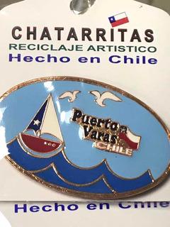 Puerto Varas Recuerdos Varios Iman Cucharas Llaveros Pin